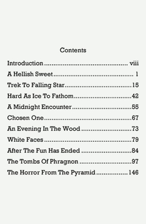 Worlds Beyond Table of Contents
