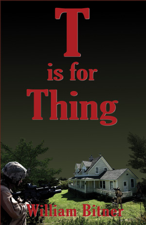 T is for Thing book cover, small